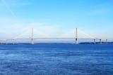 Arthur Ravenel Junior Bridge, Ashley River