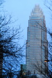Bank of America Corporate Center, the tallest building in Charlotte and North Carolina