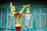 Lamp, Wat Benchamabophit Dusitvanaram, Marble Temple, Dusit district