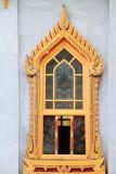 Window, Wat Benchamabophit Dusitvanaram, Marble Temple, Dusit district