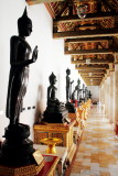 Buddhas, Wat Benchamabophit Dusitvanaram, Marble Temple, Dusit district