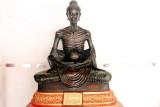 Buddha, Wat Benchamabophit Dusitvanaram, Marble Temple, Dusit district