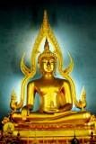 Phra Buddhajinaraja, Wat Benchamabophit Dusitvanaram, Marble Temple, Dusit district