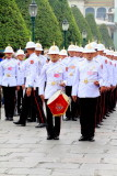 Changing of the Royal Guards ceremony, Grand Palace