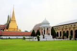 Wat Phra Kaew Temple of the Emerald Buddha, Grand Palace