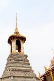 Wat Phra Kaew Temple Spire, Grand Palace