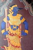 Garuda mural, Grand Palace
