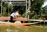 Daily life on the Canals - mail delivery