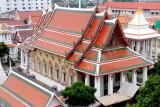 Phra ubosot ordination hall from Wat Arun