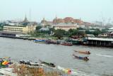Wat Pho across the Chao Phraya
