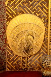 Peacock, Wat Pho, Temple of the Reclining Buddha