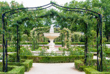Rose Garden, Retiro Park, Madrid, Spain