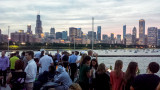 Jazz night at the Shedd Aquarium
