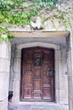 Door, Grosse Point Light, Evanston