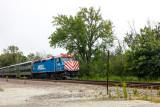 Metra Train