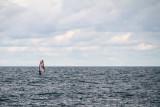 Windsurfer, Elliot Park, Evanston, Illinois