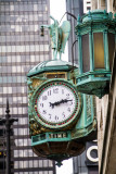 Clock, Chicago Loop