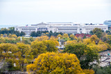 Field Museum, View from the Presidential Suite, Blackstone Hotel, Fall Colors, Chicago Open House 2014
