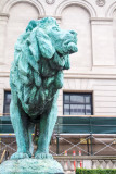 Lion, Art Institute of Chicago