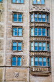 Windows, Facade, Michigan Ave., Chicago, IL