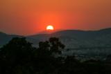 Sunset, Greece