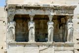 Porch of the Caryatids, Athens