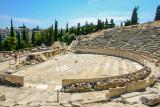 Theater of Dionysos - Teatro Dionysiou, Athens