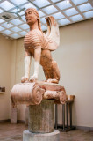 Sphinx at the museum, Delphi