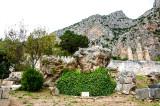 Rock of Sibyl, Delphi