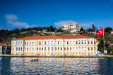 Bosphorus, Mansion, Istanbul, Turkey