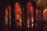 Basilica Cistern (Yerebatan Sarayý), Istanbul, Turkey