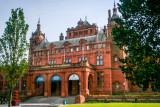 Kelvingrove art museum, Glasgow, Scotland