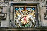 Unicorn of Scotland, Edinburgh, Scotland