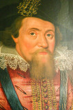 James the 1st of England, Edinburgh, Scotland