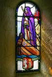 Stained Glass, Edinburgh, Scotland