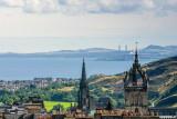 Tron Kirk and St. Giles Crown, Edinburgh, Scotland