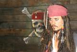 Madamme Tussaud's - Johnny Depp, London, England