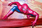 Madamme Tussaud's - Spiderman, London, England