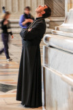 Priest at St. Peter's Basilica, Vatican City