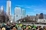 Chicago, St. Patrick's Day Parade, 2015