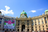 Hofburg Imperial Palace - The Michael Wing, Vienna, Austria