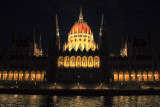 The Hungarian Parliament Building, Budapest, Hungary