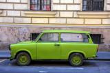 Trabant (Trabby), Budapest, Hungary