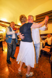 Dancing in Budapest, Hungary