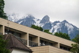 Alps view, Vaduz, Liechtenstein