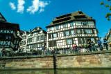 Le Petite France, Strasbourg, France