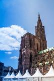 La cathedrale Notre-Dame de Strasbourg, France