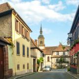 Mittelbergheim, Route du Vin, Alsace, France
