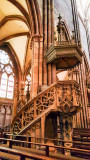 Freiburg Munster medieval cathedral, Freiburg im Breisgau, Black Forest, Germany