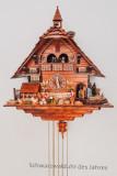 Cuckoo Clocks, Deutsches Uhrenmuseum, Furtwangen, Black Forest, Germany